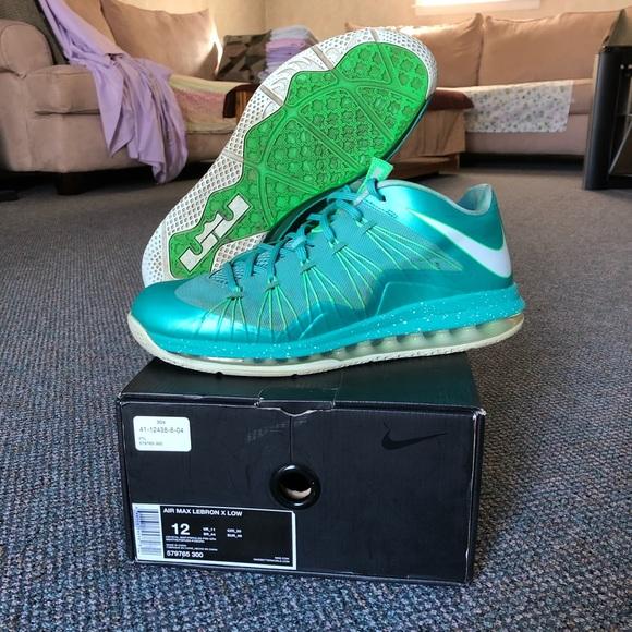 finest selection 6fb57 fa2b1 Nike Lebron 10 (X) Low Easter. M 5c7e8ee5df03070e6c8ca620